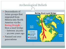 map of america 20000 years ago america before columbus what is this archeological beliefs