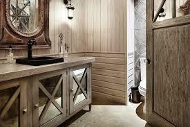 bathroom ideas western rustic bathroom decor with sink