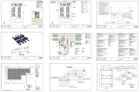pv plan solar pv layout design drafting solar residential commercial