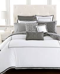 wedding registry bedding hotel collection embroidered frame duvet covers created for