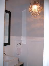 Powder Room Lights Am Dolce Vita Powder Room Chandelier