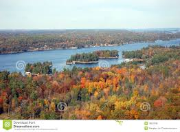 Thousand Islands by Thousand Islands In Fall Royalty Free Stock Image Image 18627936