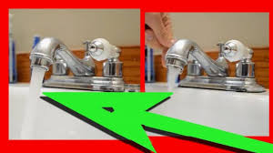 no water pressure in kitchen faucet water comes out from one faucet low water pressure in