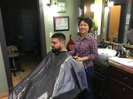 the friendly barber a classic barbershop in las vegas