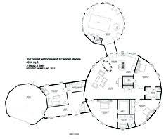 Deltec Homes Floor Plans Farmer U0027s Weekly Rondavel Home For Two Families Dream House