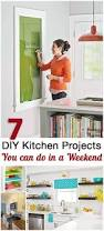 122 best diy ideas for kitchen images on pinterest kitchen 7 diy kitchen projects you can do in a weekend