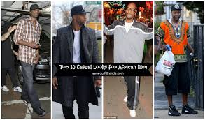 30 casual ideas for black men african men fashion