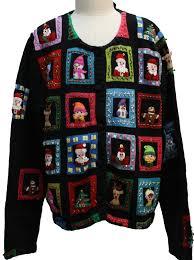 womens sweater michael simon black