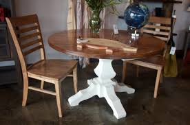 Pedestal Table Round Pedestal Table James James Furniture Springdale Arkansas