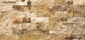 Split Face Stone Backsplash by Natural Stone Veneers Fireplace Veneers Backsplash Veneers Brampton