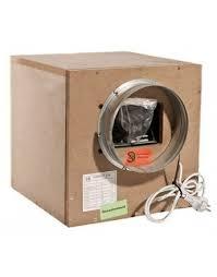 extracteur chambre de culture extracteur torin insonorisé deluxe 1200m3 h ø250mm ø250mm e s