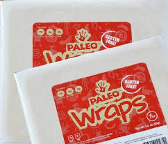 where to buy paleo wraps buy paleo wraps gluten free coconut wraps 7 count pack of 2 in