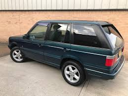 land rover 1998 used 1998 land rover range rover for sale in leicestershire
