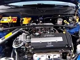 1999 honda civic engine 1999 honda civic si idle problem fixed