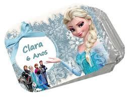 Preferidos Marmitinha Frozen no Elo7 | Mays Arts (3E200C) @EE09