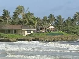 Obama Hawaii Vacation Home - obamas say aloha to hawaii abc news