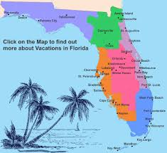 use our interactive map to get your florida vacation started http