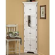 White Corner Storage Cabinet by Storage Cabinets Curios U0026 Bookshelves Ginny U0027s