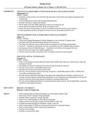 cib tech resume samples velvet jobs