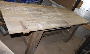 barn door dining table furniture cool furniture for rustic dining room design using