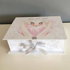 wedding gift keepsake box wedding keepsake box ebay