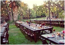 make the very special backyard wedding reception atmosphere u2014 c