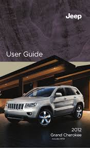 2013 jeep grand cherokee overland owners manual jeep printable