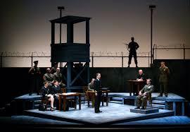 Good Lighting Design A Few Good Men Peninsula Players Theatre Scenic Design By Jack