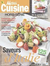 abonnement magazine de cuisine abonnement magazine maxi cuisine abobauer in abonnement magazine