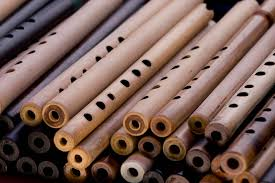 bamboo flutes in feng shui