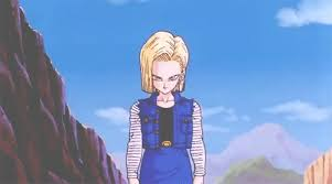 z android 18 z quintin san gif find on giphy