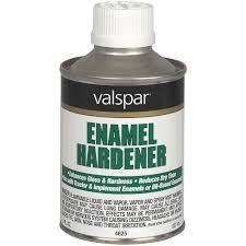 valspar enamel paint hardener 018 0004625 003 do it best