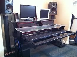 Desk Studio Monitor Stands by Diy Studio Desk Keyboard Workstation Under 100 Page 3