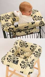 Baby High Chair Cover Ultimate Shopping Cart U0026 High Chair Cover Balboa Baby In The