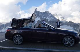 lexus convertible models 2018 drop top of the world for the 2018 mercedes benz e class cabriolet