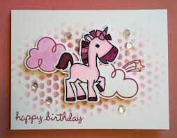 coloring birthday cards cotton candy birthday card