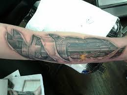 mechanic tattoo drawing biomechanical tattoo images u0026 designs