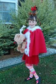 Cindy Lou Halloween Costume Diy Easy Halloween Costumes