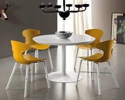 Domitalia Modern EchoL Dining Chair In  Colours - Funky kitchen tables and chairs