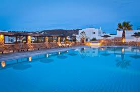 yiannaki hotel 4 star luxury mykonos hotel