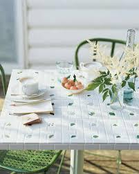 tabletop decorating ideas sea glass decorating ideas martha stewart