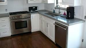 cement countertops cement countertops cost diy concrete countertops cost per square