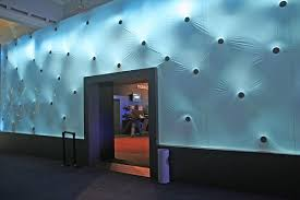 Padded Walls Wall Cladding For Noise Reduction Purposes