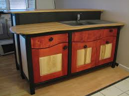 meuble cuisine avec évier intégré meuble cuisine sur mesure atelier leny soleil