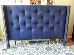 How To Make Your Own Fabric Headboard by The 25 Best Diy Upholstered Headboard Ideas On Pinterest Diy