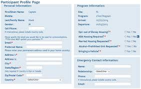 dorms housing pre registration process for walt disney world