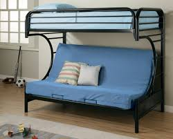 New Futon Bunk Bed With Mattresses Call A Mattress - Futon bunk bed frame