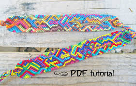 bracelet friendship pattern images Friendship bracelet pattern friendship bracelet tutorial jpg