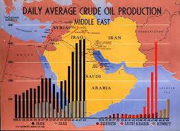 Middle East Country Map by Us Britain Planned To Deny Mideast Oil Wells To Soviet Invaders