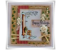 create a christmas card home dzine craft ideas christmas cards you can make